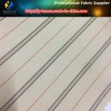 ヤーンによって染められるファブリック、ポリエステルライニング(S73.82)のための縞によって編まれるTeaxtileファブリック