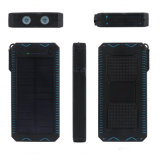 Côté multifonctionnel d'énergie solaire avec le chargeur solaire de l'allumeur 10000mAh de cigarette