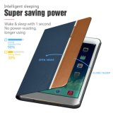 Smart Cover Auto Sleepwake + Proteção de tela Film Leather Case for iPad Mini 4