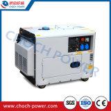 Генератор горячей силы генератора медного провода 5.5kVA сбывания 100% портативной промышленный тепловозный молчком