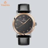 De automatische Klok Watch72155 van het Staal van het Merk van de Luxe van het Horloge van het Merk van de Mensen van de Datum