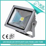 Blanco caliente gris de la luz de inundación de la casa 100W LED (WQ-FL)