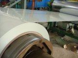 PPGI/Colorは鋼鉄コイルに塗るか、または前にG40によって電流を通された鋼鉄コイルかカラー上塗を施してある波形の金属の家の屋根ふきを塗った