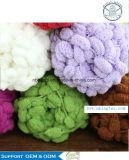 Chenille-Garn-Polyester-Chenille-Schal-Strickgarn des Polyester-0.7nm