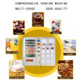統合された温度の飲み物およびフルーツジュースの自動販売機