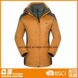 옥외 재킷이 1개 겨울 온난한 형식에 대하여 남자에 의하여 3