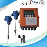 Medidor de fluxo ultra-sônico da água portátil da exatidão elevada