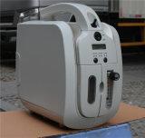 Concentrador portátil do oxigênio dos cuidados médicos