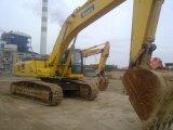 Excavador usado de KOMATSU PC400-7 del excavador de Japón listo para la venta
