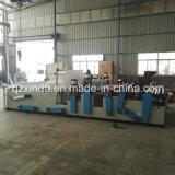 Máquina de la fabricación del papel de rodillo de tocador el rebobinar