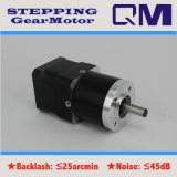 NEMA17 L=34mm Stepper Motor mit Gearbox Ratio 1:50