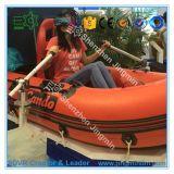 2016 petit virtual reality portatif de la conduite 9d Vr d'amusement transportant le cinéma par radeau du simulateur 9d