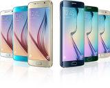 진짜 Galexy S6 G920 전화 Galexy S6 가장자리 G925 셀룰라 전화