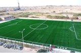 Искусственная трава, трава футбола, трава футбола, спорты, трава спортивной площадки