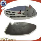 PVC feito sob encomenda 3D Fridge Magnet Maker de Soft da oferta de Travel Souvenir
