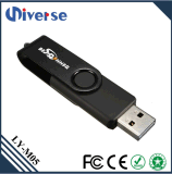 Amostra livre da movimentação por atacado do flash do USB do giro 2GB/4GB/8GB