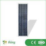 панель солнечных батарей 6W16V с материалом кабеля поликристаллическим для солнечного продукта