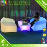 Nuovo sofà arrivato dell'hotel illuminato LED