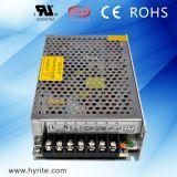 fonte de alimentação de 100W 12V para a luz do diodo emissor de luz com certificação do CE