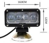 "6.6 "" 40W 플러드 또는 반점 크리 사람 작동되는 램프 (A854-40W)"