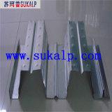 Strato galvanizzato di Decking del pavimento