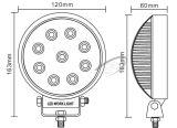 "4.7 "" 27W off-Road/Ingenieur/Speciaal Voertuig/Auto DrijfLicht Exterial (CH-wl-008-27W)"
