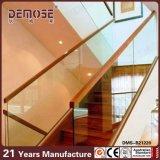 De veiligheid Gekleurde Balustrade van de Montage van het Glas (dms-B21217)