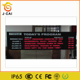 세륨 RoHS FCC Certificate LED Display 또는 Full Color Outdoor LED Display