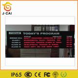 O FCC de RoHS do CE Certificate exposição de diodo emissor de luz ao ar livre da exposição de diodo emissor de luz/cor cheia