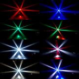 Luz principal movente do feixe do efeito do diodo emissor de luz 4PCS*25W