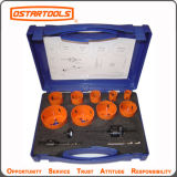 16PCS Bi Metal HSS Hole Saw Set Industry Tool Kit