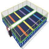 屋内Children PlaygroundおよびBig Amusement Trampoline
