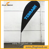 vlag van de Traan van 2.8m de Openlucht reclame Aangepaste/Vliegende Vlag