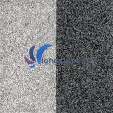 Pietra naturale del granito del nero del sesamo personalizzata G654