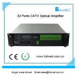 Fournisseur d'usine de l'amplificateur EDFA de fibre de 1550nm CATV