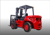 Forklift do diesel do contrapeso de Jeakue 5-7t