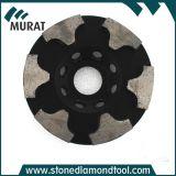 """4 """" /5 """" /7 """" дисков абразивного диска чашки диаманта этапа t истирательных для камня"""