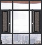 Italia ventana termal del marco de la rotura de 120 series con la pantalla
