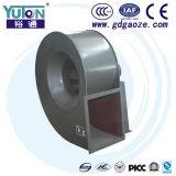 Yuton que ventila el ventilador centrífugo