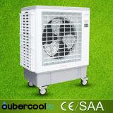 Ouber bewegliche Luft-Kühlvorrichtung mit Aluminiumventilatorflügel, 6000 CMH, 3 Geschwindigkeit