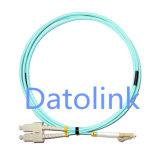 Simplex del cavo di zona della fibra LC/APC-LC/Upc MP OS2 9/125