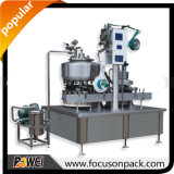 4000bottles Per Hour Yogurt Filling Machine