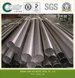 Tubo luminoso 304, 316 Ect di ricottura dell'acciaio inossidabile