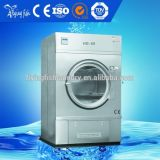 O secador de roupa, cai a máquina de secagem (os hectogramas)