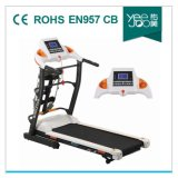 3.0HP DC Running Machine、Motor Motorized Home Treadmill (8001E)