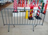 Barreira provisória do tráfego do estacionamento da segurança de tráfego da estrada do metal