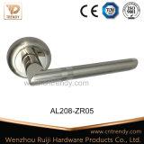 Декоративная алюминиевая деревянная ручка рукоятки двери для квартиры (AL223-ZR02)