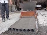 Облегченные панели бетонной стены и светлая картоноделательная машина для сбывания
