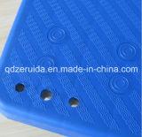 Ручная тележка платформы емкости тяжелой нагрузки пластичная