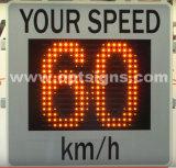 LEDの学校のゾーンの印のデジタル点滅の制限速度の印